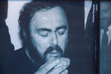 著名人とトリュフのポスター