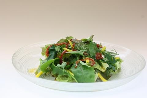 ②乾燥トマトサラダ02