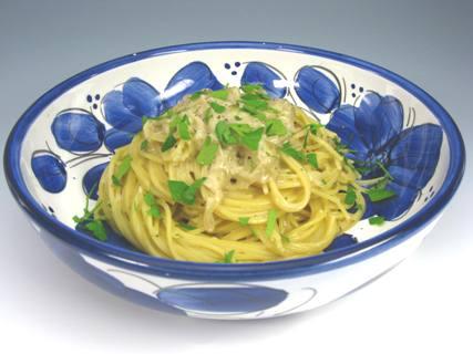 ③バーニャカウダ/玉葱のスパゲティ02