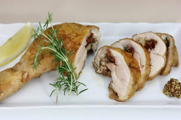 ⑦乾燥トマト/鶏モモ肉のロースト02