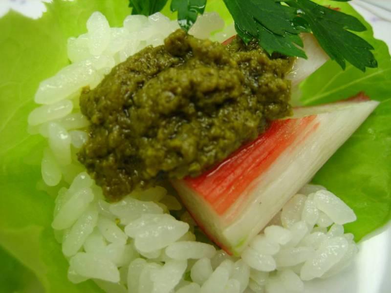 寿司カニカマパセリ020