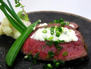 牛肉のロースト