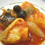 ①バッカラのトマト煮02