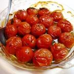 ①オリーブオイル・バルサミコ/ミニトマトのグリル02
