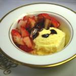 ②バルサミコ12年/イチゴとアイスクリームのバルサミコ酢かけ02