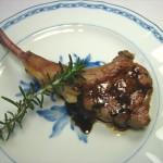 ④バルサミコ/ラム肉のロースト02